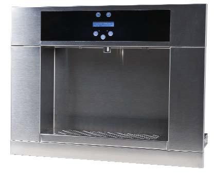 Einbau wasserspender gunstige kuche mit e geraten for Einbau kaffeevollautomat mit festwasseranschluss