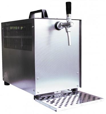 Zapfanlage - Bierkoffer 60 Liter/Std. - mit Kompensatorhahn
