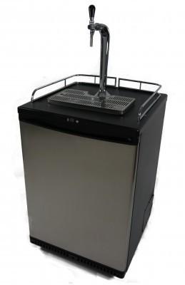 Zapfanlage - Fassbierkühlschrank bis zu 50L Fässer (Bierbar)