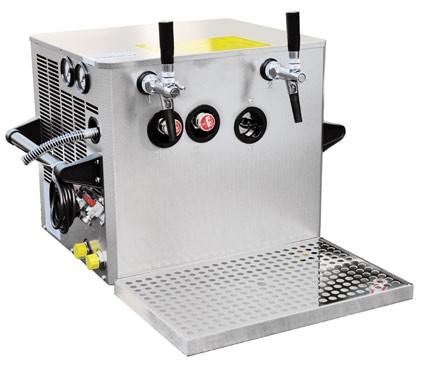 Verwendungsfertige Bier Zapfanlage OTK BT 130